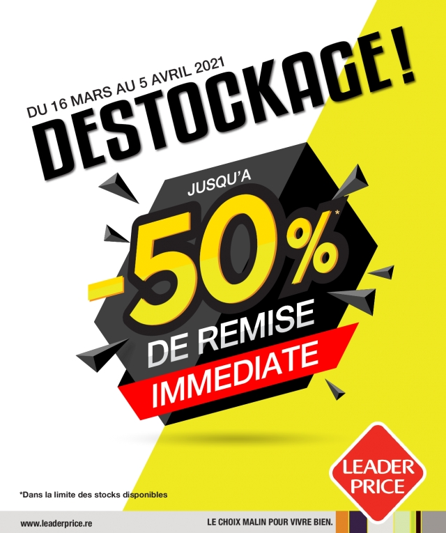 Catalogue Leader Price Réunion
