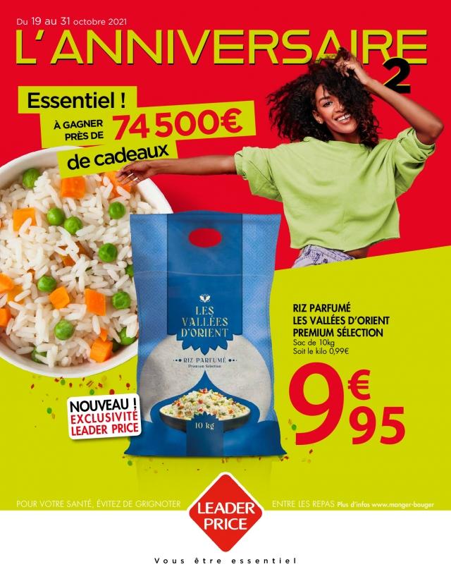 Catalogue Leader Price Réunion